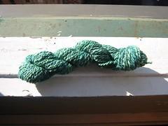 Green Handspun