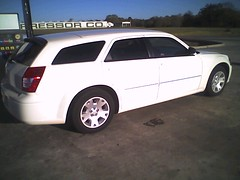 Dodge Magnum - Side