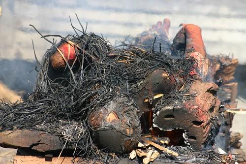 Cremation, Pashupatinath - Katmmandu