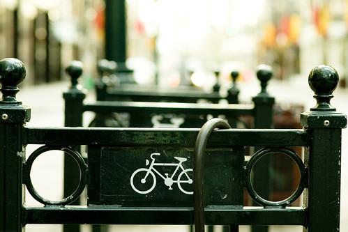 Calgary Bike Rack