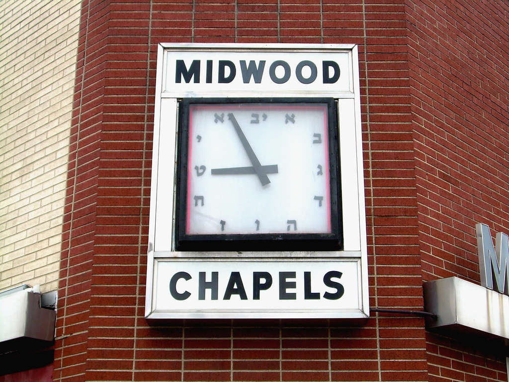 clock, midwood