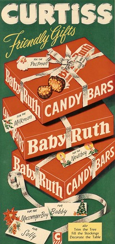baby ruth gifts 1954