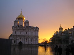 In het Kremlin