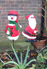 Garden decorations #1