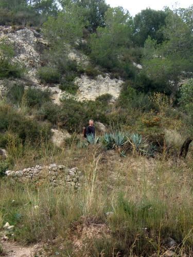 Dave Hiking, Vilafranca del Penedes
