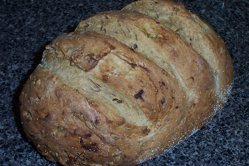 Fig and Fennel Bread