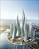 Dubai Towers The Lagoons