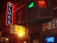 TrueLocal Party at BLUES