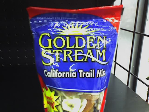 Do you have trail mix in your stream?