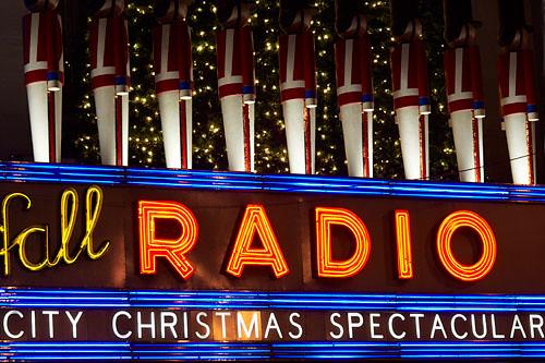 radio city, three ways