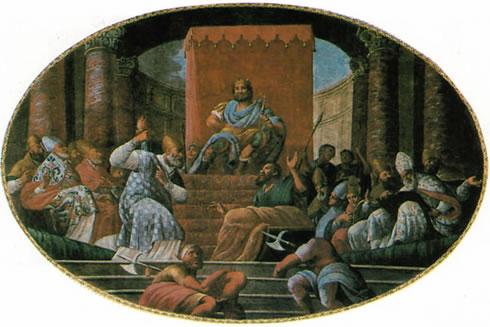 Nicholas At Nicea