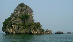 Ha Long Bay photo by margaret mendel