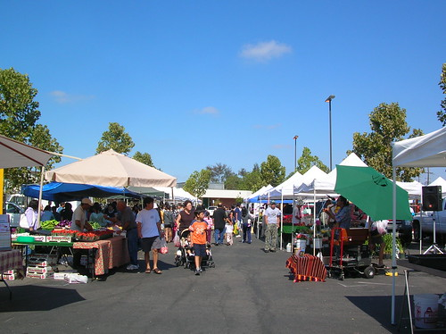 Farmers' Market @ James Lick High School, San Jose