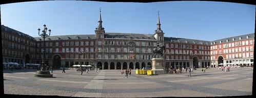Plaza Mayor Pano