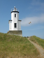 Cattle Point Lighthouse, San Juan Islands, Washington State
