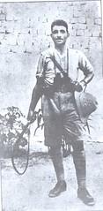 President Naguib in Sudan
