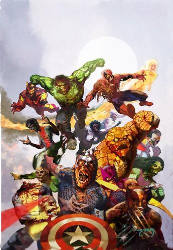 Zombie Marvel (Recopilatorio 1ª edición)