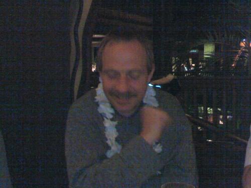 Detlef Günther in Kona Cafe
