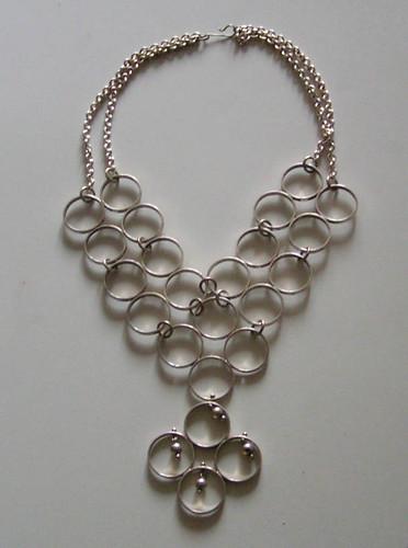 Halsband med ringar 2.