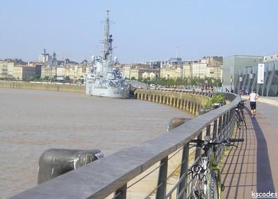 Bordeaux - Les Quais de la Garonne