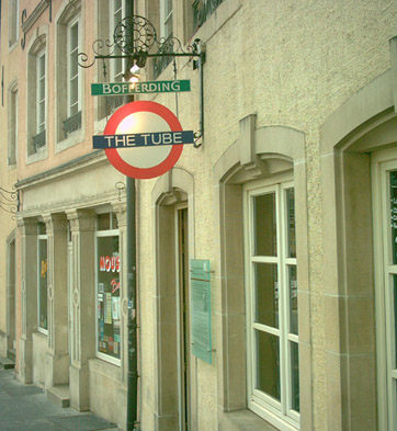 The Tube in Luxembourg