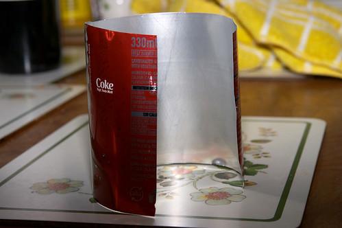 Coca-cola can flash diffuser #5