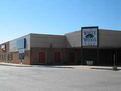 White Woods Mall, Southeast Entrance