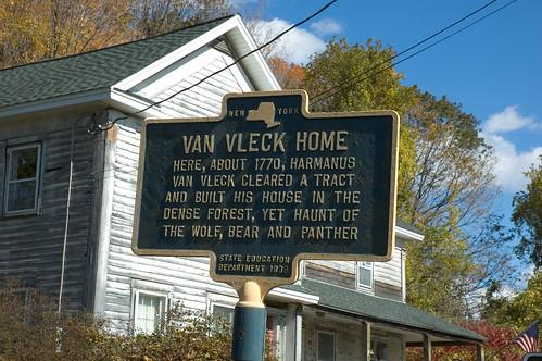 Van Vleck Home