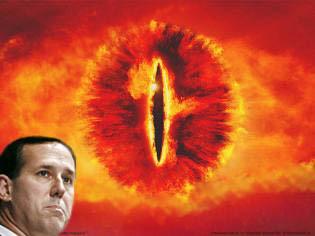 Ricky's eye