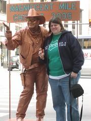Copper Cowboy & Me