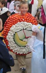 Sushi on parade