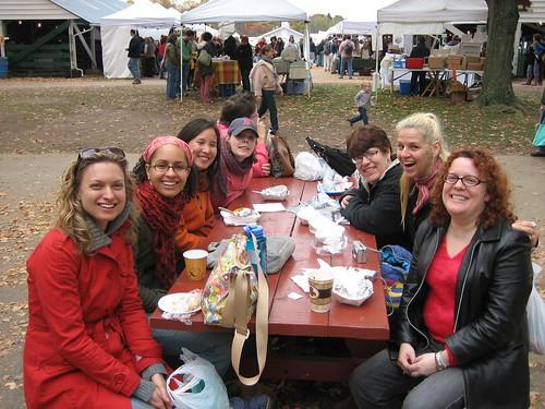 Rhinebeck crew 2006