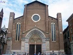 Iglesia San Anastasia.