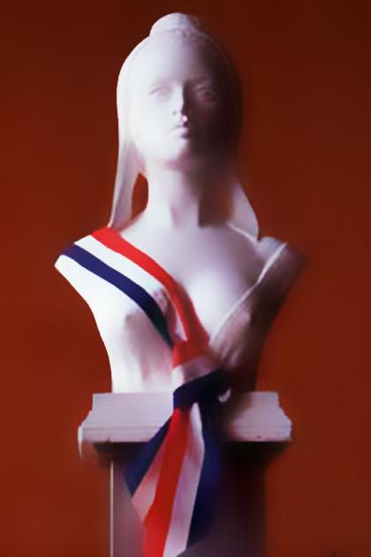 Buste de Marianne