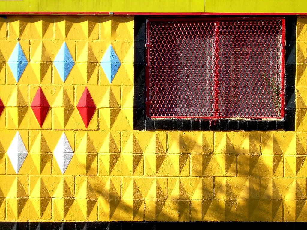 window, east new york