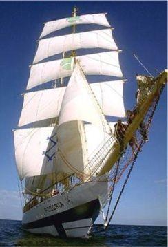 pogoria-tall-ship