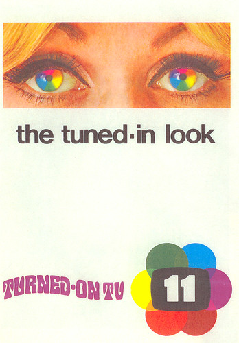 Vintage Ad #83 - The Tuned-In Look