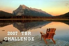 The 2007 TBR Challenge