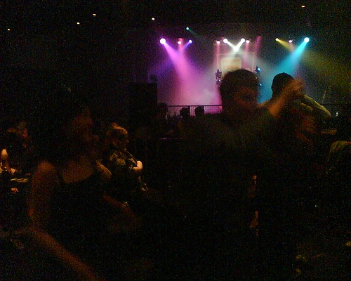 Buttoned Down Disco, as made obvious by the beautiful picture quality of my great phone!
