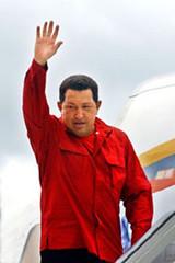DESPEDIDA DE CHAVEZ