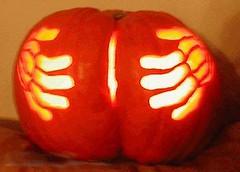Pumpkin Ass