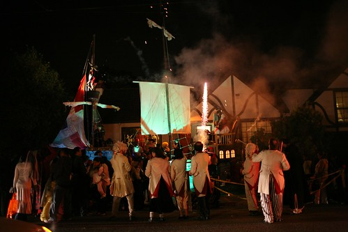 Don & Tracy's Pirate Ship Halloween Party