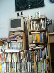bookshelves on 951012