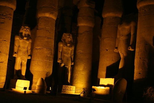 Some Rameseses, Luxor
