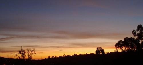 auringonlasku 5.11.06 2