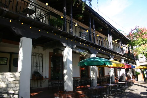 San Antonio - Restaurant on the River Walk