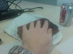 bread pudding size