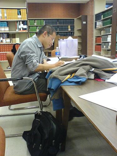 他就是我怪怪的韓國朋友