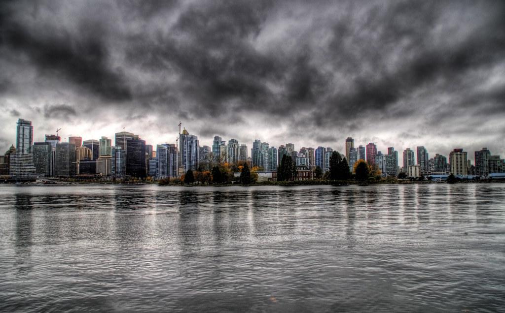 Skyscrapers in the Storm