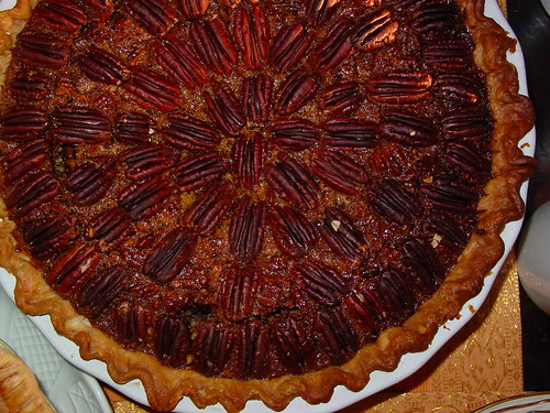Thanskgiving 04  pecan sunburst